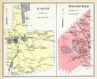 Eaton, Brookfield, New Hampshire State Atlas 1892