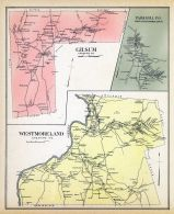 Gilsom, Park Hill, Westmoreland, New Hampshire State Atlas 1892