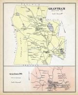 Grantham, Grantham Town, New Hampshire State Atlas 1892