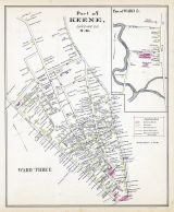 Keene - Ward 3, New Hampshire State Atlas 1892