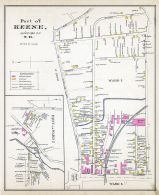 Keene - Wards 1 2, New Hampshire State Atlas 1892