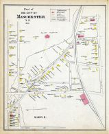 Manchester - Ward 6A, New Hampshire State Atlas 1892
