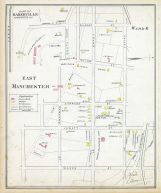 Manchester East, Bakerville - Manchester, Manchester, New Hampshire State Atlas 1892
