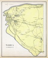 Nashua South, New Hampshire State Atlas 1892