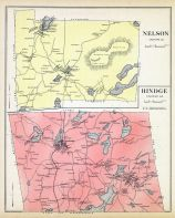 Nelson, Rindge, New Hampshire State Atlas 1892