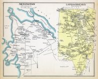 Newington, Londonderry, New Hampshire State Atlas 1892