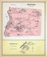Orford, Orford Town, New Hampshire State Atlas 1892