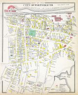 Portsmouth 4, New Hampshire State Atlas 1892