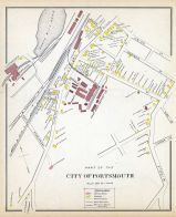 Portsmouth 6, New Hampshire State Atlas 1892