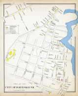 Portsmouth 7, New Hampshire State Atlas 1892