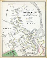 Rochester - Wards 4 5 6, New Hampshire State Atlas 1892