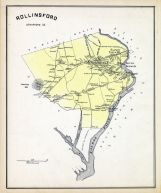 Rollinsford, New Hampshire State Atlas 1892