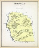 Stratham, New Hampshire State Atlas 1892