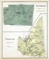 Waterville, Thornton, New Hampshire State Atlas 1892