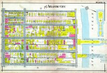Plate 003, Atlantic City 1908 Absecon Island - Ventnor - South Atlantic City - Longport
