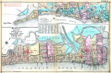 Index Map, Atlantic City 1924 Absecon Island Vol 1 Atlantic City and Brigantine
