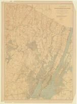 Bergen - Hudson - Essex 1887 to 1889 Topographic Map - APSdigobj3557_007