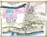Edgecliffe, Fort Lee and Taylorville, Bergen County 1876