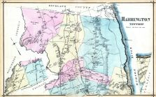 Harrington Township, Bergen County 1876