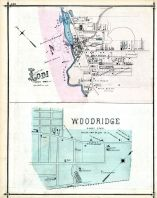 Lodi, Woodridge, Bergen County 1876