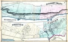 Pleasant Valley, Edgewater, Ridgefield, Fairview, Bergen County 1876