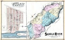 Saddle River Township, East Passaic, Bergen County 1876