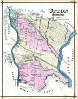 Union Township, Bergen County 1876