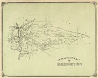 Bridgeton City and Town, Cumberland County 1876