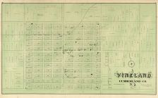 Vineland, Cumberland County 1876