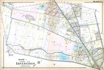 Irvington Town - Plate 007, Essex County 1906 Vol 3