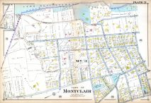 Montclair Town - Plate 021, Essex County 1906 Vol 3