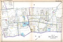 Nutley Town - Plate 013, Essex County 1906 Vol 3