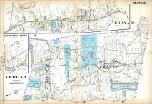 Verona Township - Cedar Grove Center - Plate 027, Essex County 1906 Vol 3