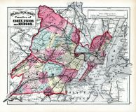 Essex, Union and Hudson Counties, Hudson County 1873