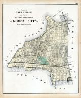 Jersey City - District 6 - Formerly Greenville, Hudson County 1873