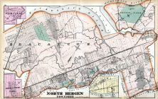 North Bergen Township, Bergen Wood Park, Fair View, County Farm, Hudson County 1873