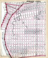 Plate T - Jersey City, Hudson County 1873