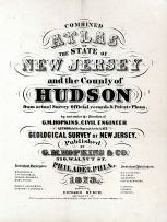 Title Page, Hudson County 1873