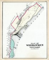 Weehawken Township, Hudson County 1873
