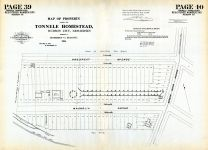 Tonnele Homestead - Pages 39 and 40, Hudson County 1882 Vol 1