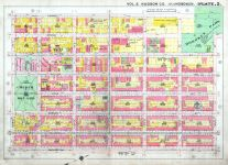 Plate 005 - Hoboken, Hudson County 1909 Vol 2 Excluding Jersey City