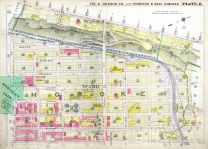 Plate 008 - Hoboken and West Hoboken, Hudson County 1909 Vol 2 Excluding Jersey City