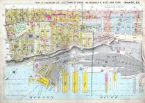 Plate 013 - Weehawken and West New York, Hudson County 1909 Vol 2 Excluding Jersey City