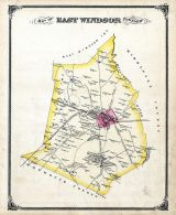 East Windsor Township, Mercer County 1875