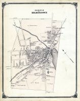 Hightstown Borough, Mercer County 1875