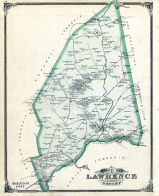 Lawrence Township, Mercer County 1875