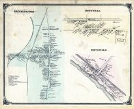 Pennington, Hopewell, Titusville, Mercer County 1875