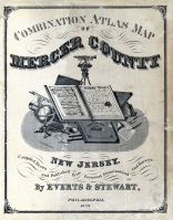 Title Page, Mercer County 1875