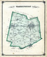 Washington Township, Mercer County 1875