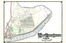 New Brunswick City - Ward 6, Middlesex County 1876
